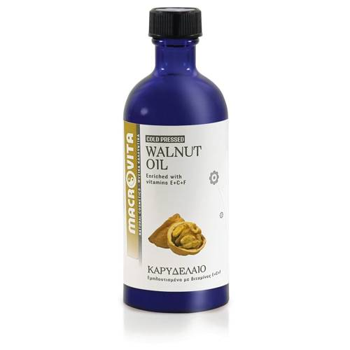 MACROVITA WALNUT OIL in natural oils with vitamin E 100ml