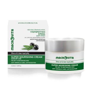 MACROVITA Anti-Falten intensiv nährende Creme für trockene oder dehydrierte Haut 40ml