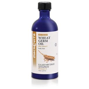 MACROVITA WEIZENKEIMÖL in natürlichen Ölen with vitamin E 100ml